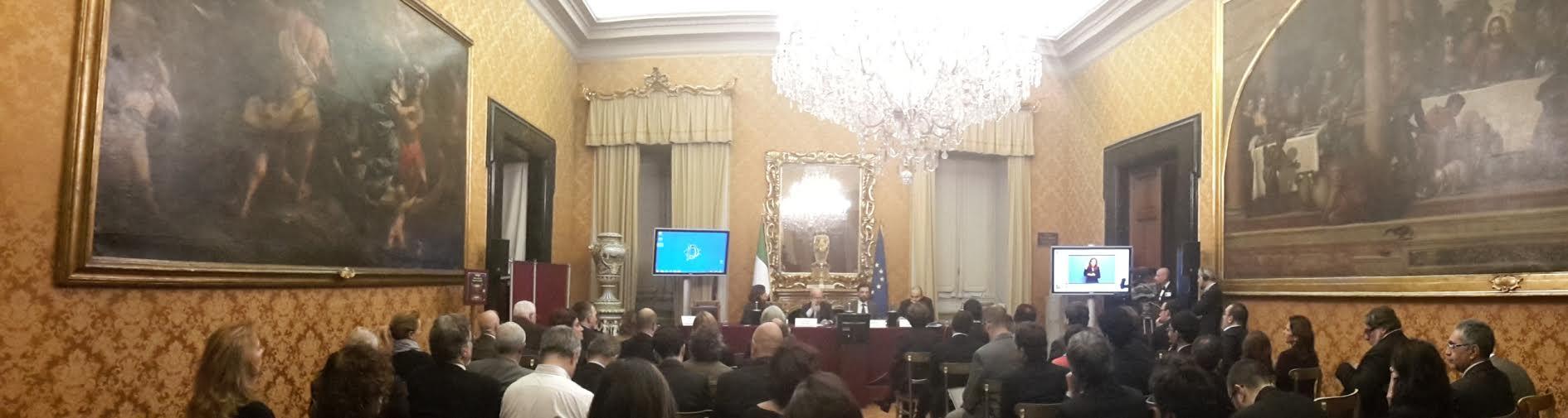 Veasyt live stato utilizzato al parlamento italiano for Lavorare al parlamento italiano